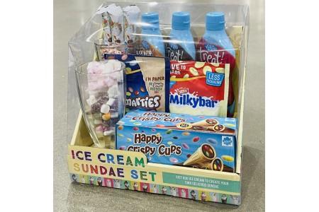 Ice Cream Sundae Gift Set