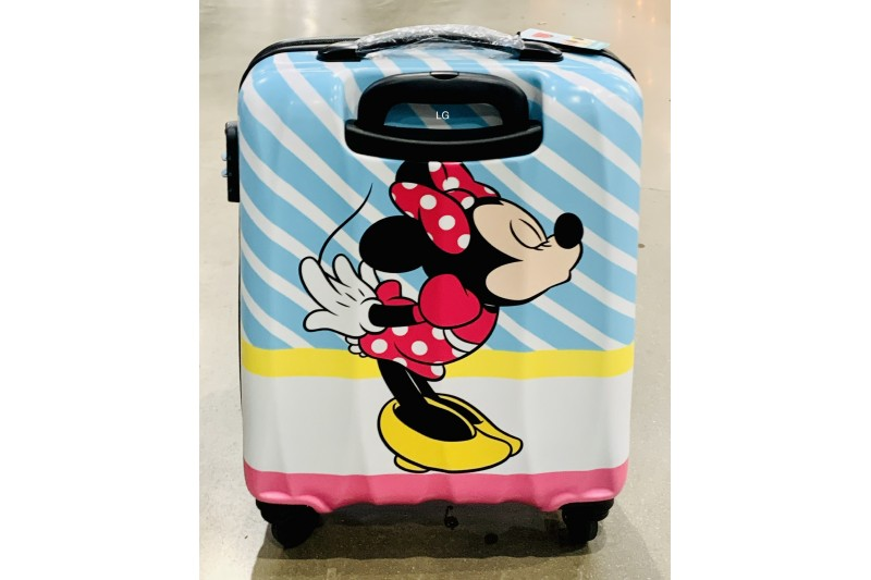American Tourister Hypertwist Disney Minnie Mouse Hard side Cabin Case 55cm 36L