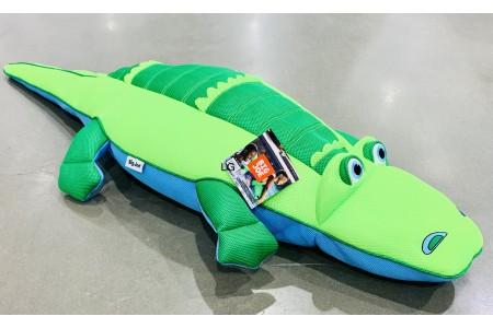 Big Joe Pool Petz Large Pool Float Zzoodle Alligator