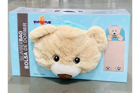 Hugfun Teddy Bear Sleeping Slumber Bag