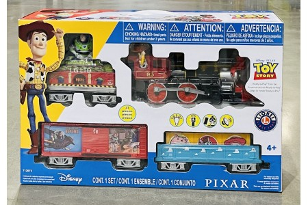 Disney Toy Story Express Train Set 37 Pieces by Lionel