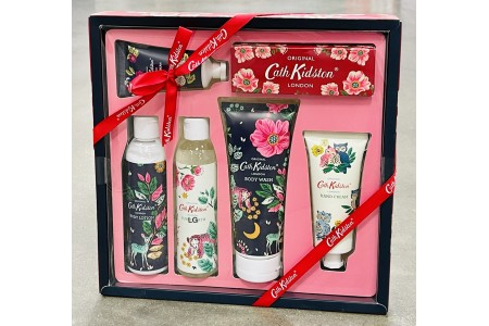 Cath Kidston Assorted Bath & Body Collection Gift Set
