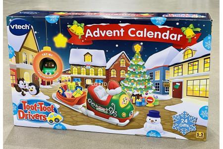 VTech Toot Toot Drivers Advent Calendar