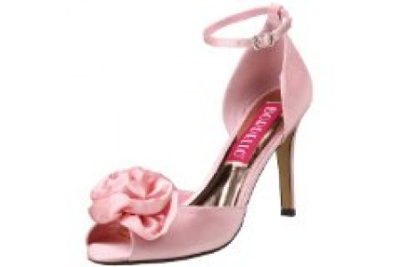 Pleaser Bordello ROSA02/BP/SAT 3 Femmes Pink