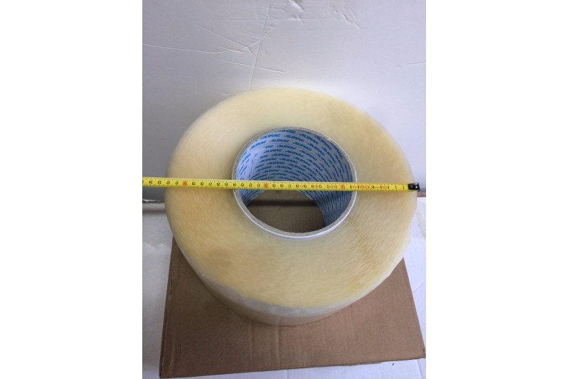 Cellotape 25mm X 5000m Clear Polypro Tape CHT0113 Alimac