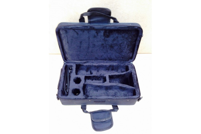 Clarinet Case Slade Oxford Cloth Storage Box BLACK