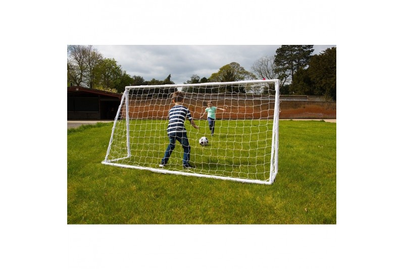 Football Goal 2.44 x 1.22m 8ft x 4ft by Stats