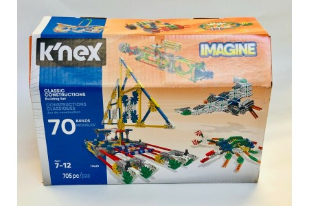Knex Classic Constructions 70 Model Building Set K'NEX K Nex
