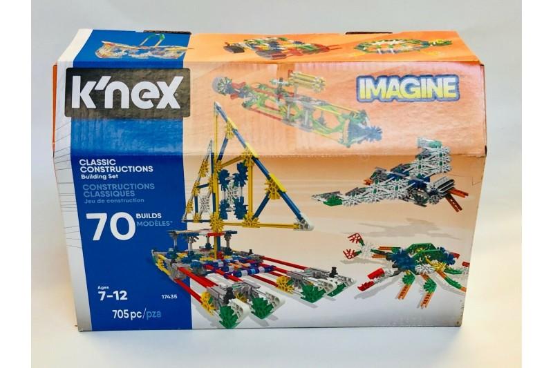 Knex Classic Constructions 70 Model Building Set K'NEX K Nex