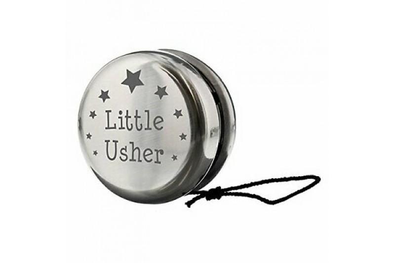 Little Usher stars YOYO Wedding Gift