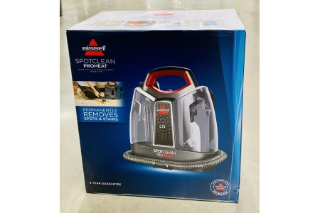 Bissell Pro Heat Spot Cleaner Portable Carpet Cleaner 36981