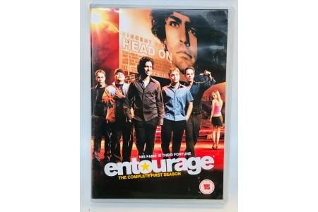 Entourage Complete HBO Season 1 [2004] [2006] DVD