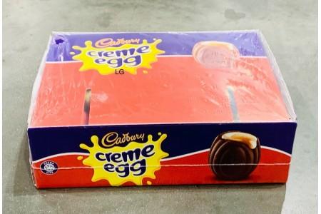 Cadbury Creme Egg 48 x 40g Sealed Box Easter Chocolate