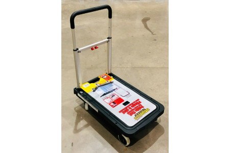 Magna Cart MFF Folding Platform Truck Trolley- Black