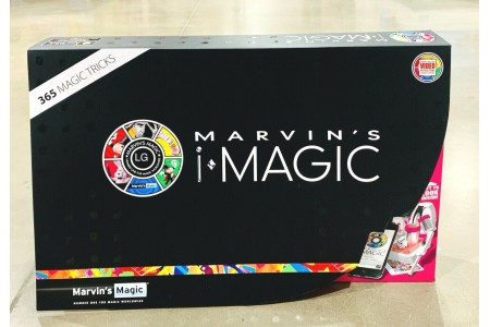 Marvins Magic I Magic Deluxe 365 Box of Magic Tricks