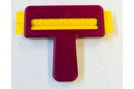 Paper Crimper Hand Held Craft Embossing Tool Imprints Teddy Bear