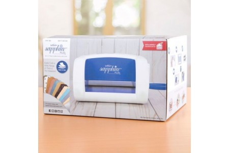 Spellbinders Sapphire Plus Die-Cutting Machine Embossing Machine