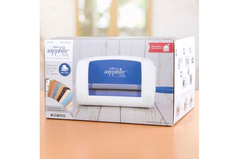 Spellbinders Sapphire Plus Die-Cutting Machine Embossing Machine