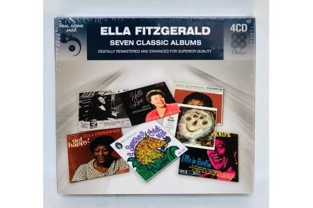 Ella Fitzgerald Seven Classic Albums 4 CD Set
