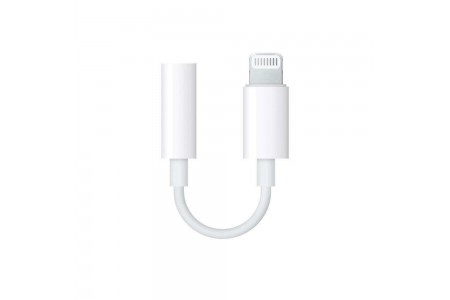 Apple 3.5 mm Lightning Headphone Jack Adapter