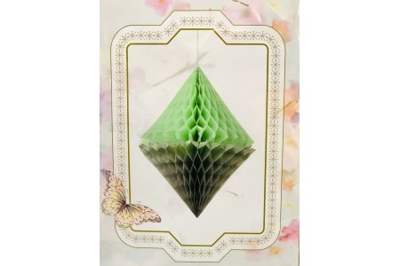 Decadent Decs Honeycomb Diamond Pack of 1