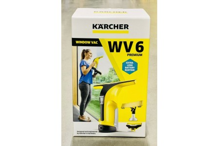 Karcher Window Vac WV6 Premium Plus Accessories Streak Free Cleaning