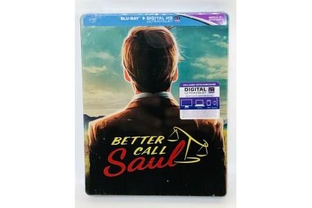 Better Call Saul Season 1 Blue Ray + Digital HD Ultraviolet