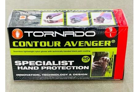 Contour Avenger Specialist Precision Work Gloves Size L Large
