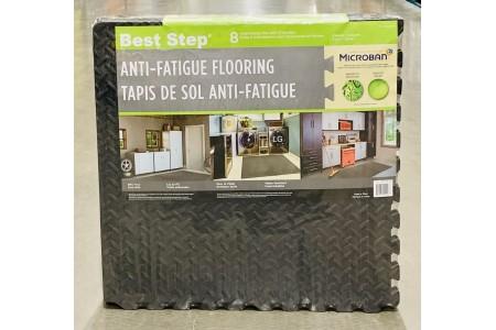 Best Step 8 Pack Microban Interlocking Foam Comfort Floor Tile