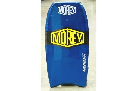 Morey Mach 11 BodyBoard Tube Rail Blue108cm