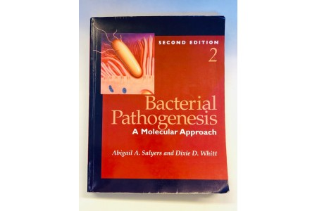 Bacterial Pathogenesis A Molecular Approach Second Edition