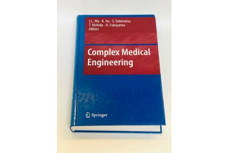 Complex Medical Engineering Hardcover