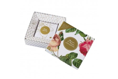 Blossom Love Quote Box Wedding Party by Talking Tables