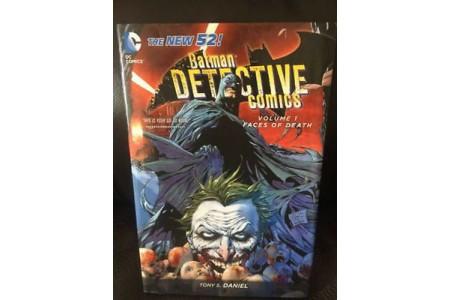 Batman The Detective Comics Vol 1 Faces of Death Brand