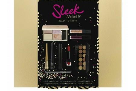 Sleek Makeup Ready to Party Worth 56 Beauty Eyeshadow Lip Eye Liner Mascara Gift