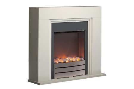 Warmlite WL45012 Edinburgh Fireplace Suite 2000W