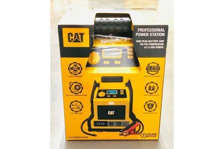 CAT Professional Portable Jump Starter & Compressor Tyre Inflator 1000 Peak Amp