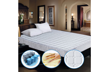 Luxury King Size Bed Mattress 5ft