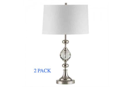 Nova Lighting Regent Table Lamps - Pack of 2