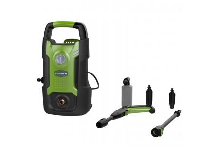 Greenworks G1 Pressure Washer 100 Bar 240v
