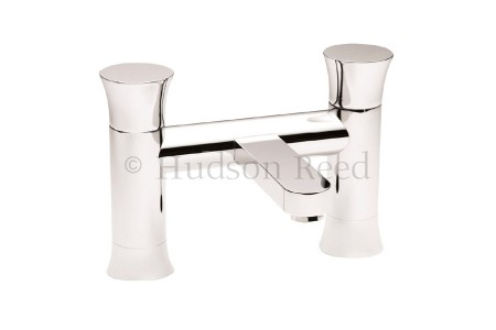 Hudson Reed Quill Bath Filler - Chrome - QUI303 RRP £109.99