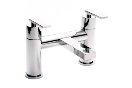 Ultra Charm Bath Filler - Chrome - CHR303