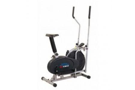 2 in 1 Elliptical Cross Trainer & Exercise Bike - Buyer Empire RRP £299.99